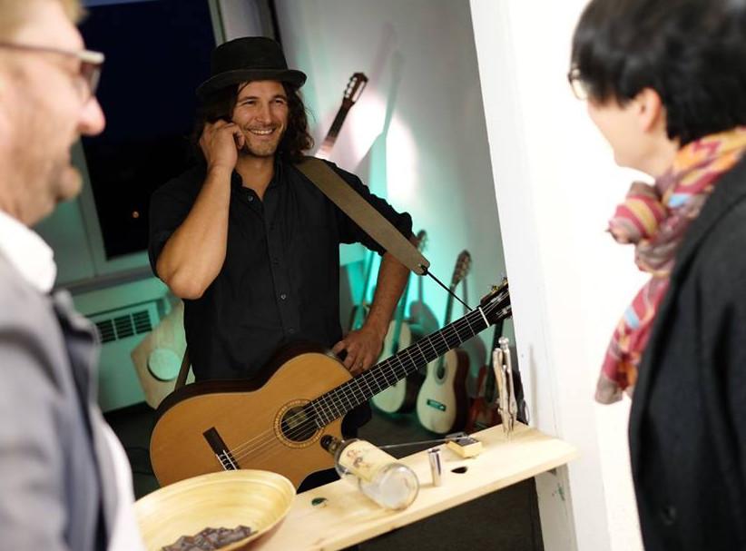 Gitarrenunterricht Mathias Illing, Potsdam